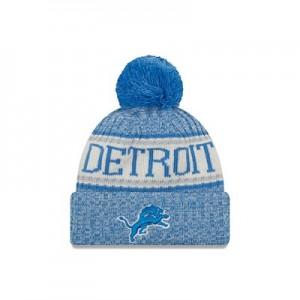Detroit Lions New Era Official Cold Weather Sport Knit