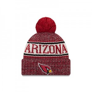 Arizona Cardinals New Era Official Cold Weather Sport Knit
