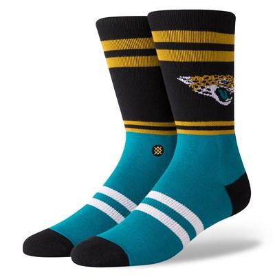 Jacksonville Jaguars Stance Logo Sock - Mens