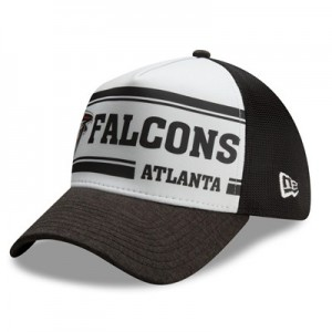 Atlanta Falcons New Era 2019 Official Home Sideline 1966-76 39THIRTY Stretch Fit Cap