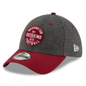 Washington Redskins New Era 2019 Official Home Sideline 1933-53 39THIRTY Stretch Fit Cap