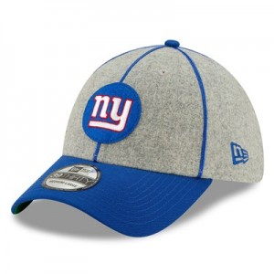 New York Giants New Era 2019 Official Home Sideline 1920-25 39THIRTY Stretch Fit Cap