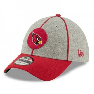 Arizona Cardinals New Era 2019 Official Home Sideline 1920-25 39THIRTY Stretch Fit Cap