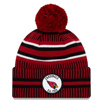 Arizona Cardinals New Era 2019 Official Cold Weather Home Knit