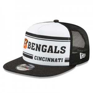 Cincinnati Bengals New Era 2019 Official Home Sideline 1966-76 9FIFTY Snapback Cap