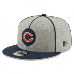 Chicago Bears New Era 2019 Official Home Sideline 1920-25 9FIFTY Snapback Cap