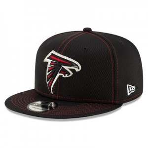 Atlanta Falcons New Era 2019 Official Road Sideline 9FIFTY Snapback Cap