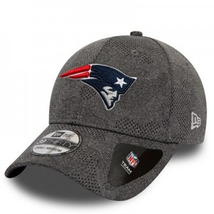 New England Patriots New Era Engineered Plus 39THIRTY Stretch Fit Cap