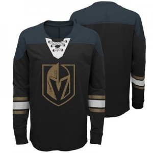 Vegas Golden Knights Perennial Long Sleeve Crew - Kids
