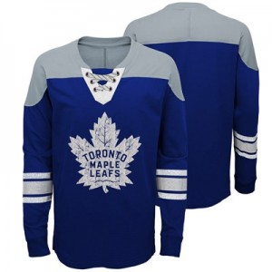 Toronto Maple Leafs Perennial Long Sleeve Crew - Kids