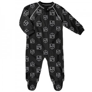 Los Angeles Kings Raglan AOP Sleeper Suit - Infant