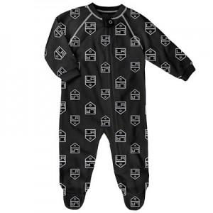 Los Angeles Kings Raglan AOP Sleeper Suit - Infant