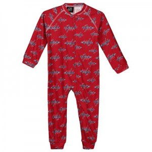 Washington Capitals Raglan AOP Sleeper Suit - Toddler