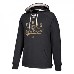 Vegas Golden Knights adidas Hockey Hoodie - Mens