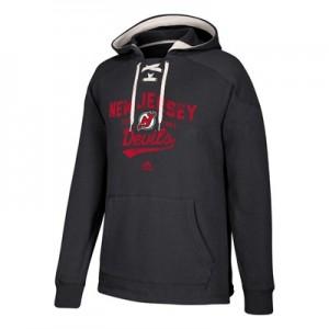 New Jersey Devils adidas Hockey Hoodie - Mens