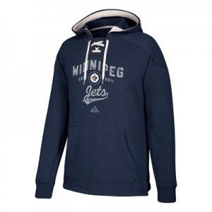 Winnipeg Jets adidas Hockey Hoodie - Mens