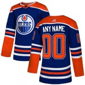 Edmonton Oilers adizero Alternate Authentic Pro Jersey