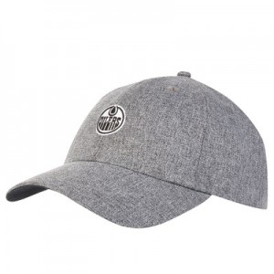 Edmonton Oilers adidas Dad Hat