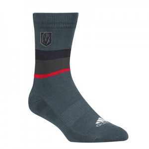 Vegas Golden Knights adidas Team Replica Sock