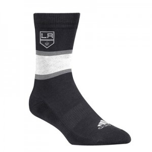 Los Angeles Kings adidas Team Replica Sock