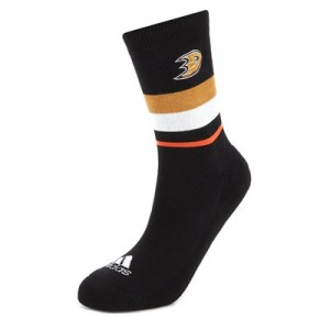 Anaheim Ducks adidas Team Replica Sock