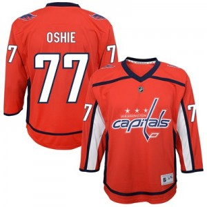 Washington Capitals Replica Home Jersey - T. J. Oshie - Youth