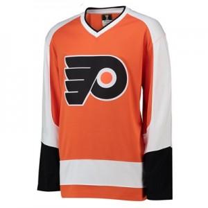 Philadelphia Flyers Fanatics Branded Heritage Breakaway Jersey - 1982-2001 - Mens