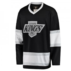 Los Angeles Kings Fanatics Branded Heritage Breakaway Jersey - 1989-1998 - Mens