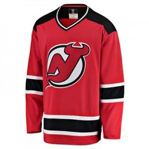 New Jersey Devils Fanatics Branded Heritage Breakaway Jersey - 1999-2010 - Mens