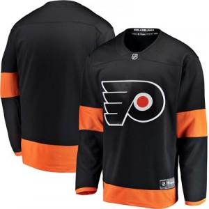 Philadelphia Flyers Fanatics Branded Alternate Breakaway Jersey - Mens