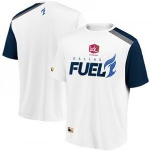 Dallas Fuel Overwatch League Away Jersey