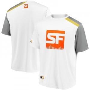 San Francisco Shock Overwatch League Away Jersey