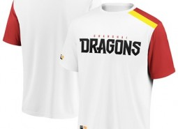 Shanghai Dragons Overwatch League Away Jersey