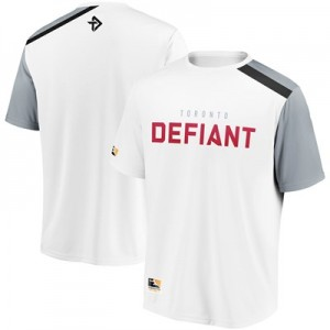 Toronto Defiant Overwatch League Away Jersey