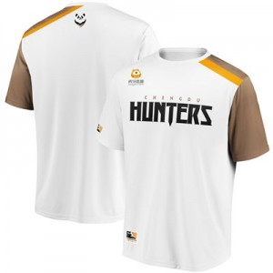 Chengdu Hunters Overwatch League Away Jersey