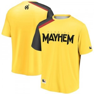 Florida Mayhem Overwatch League Home Jersey