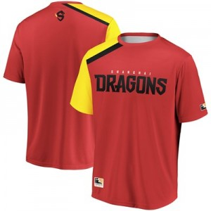 Shanghai Dragons Overwatch League Home Jersey