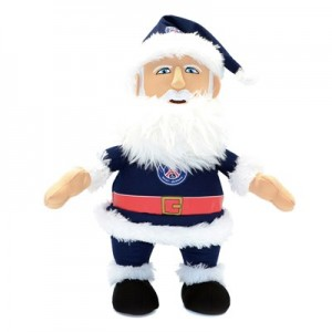 Paris Saint-Germain Poupluche Santa Claus - 2017-18 Soft Toy