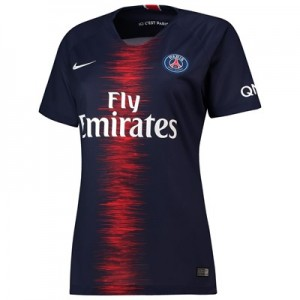 Paris Saint-Germain Home Stadium Shirt 2018-19 - Womens