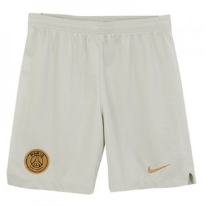 Paris Saint-Germain Away Stadium Shorts 2018-19 - Kids