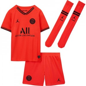 Paris Saint-Germain Away Stadium Kit 2019-20 - Little Kids