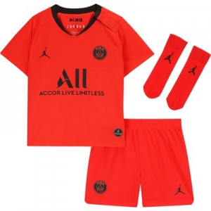 Paris Saint-Germain Away Stadium Kit 2019-20 - Infants