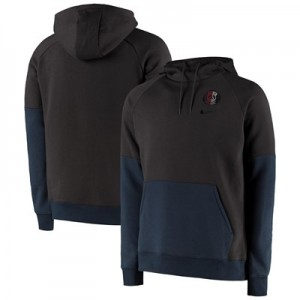 Paris Saint-Germain Fleece Hoodie - Grey