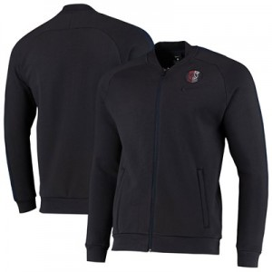 Paris Saint-Germain Fleece Track Jacket - Grey
