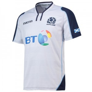 Scotland Rugby Alternate Jersey 2018-19 - Mens