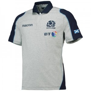 Scotland Rugby Alternate Cotton Replica Jersey 2018-19 - Mens