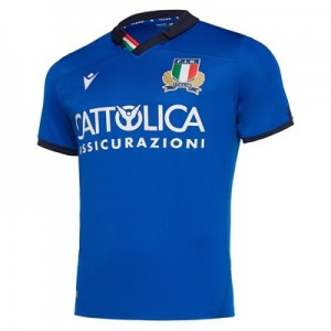 Italy Rugby Home Shirt