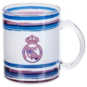 Real Madrid Forever Glass Mug