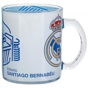 Real Madrid Santiago Bernabeu Glass Mug