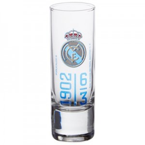 Real Madrid 1902 Tall Shot Glass